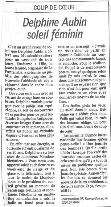 Delphine Aubin